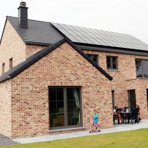 maison passive neuve traditionnelle