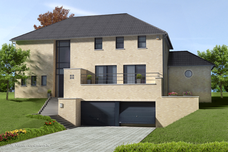 Constructeurs maisons bois id e int ressante pour la for Constructeur de maison individuelle 28